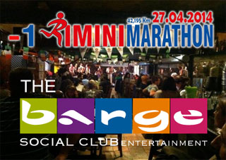 Evento – 1 Rimini Marathon al Barge