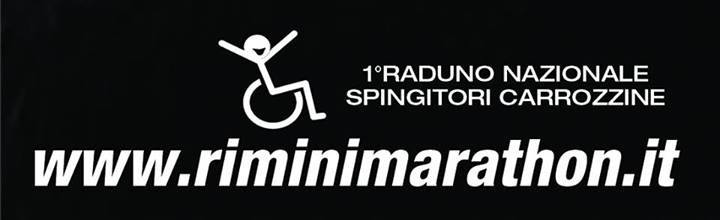 1° Raduno Nazionale Spingitori di Carrozzine alla Rimini Marathon