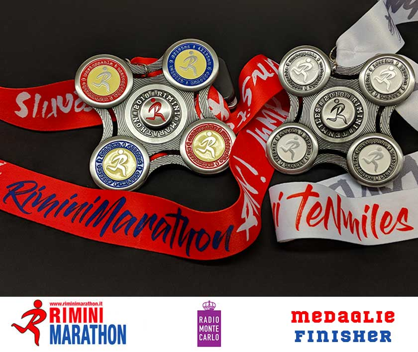 medaglie-rimini-marathon-2018-finisher