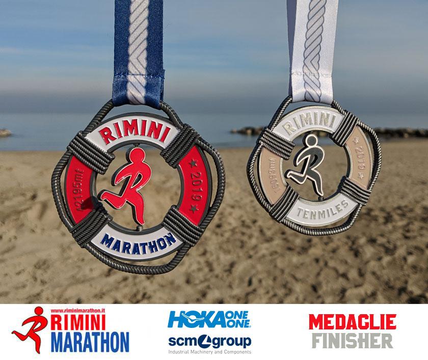 medaglie-rimini-marathon-2019-finisher