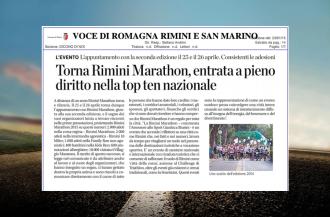 (Italiano) TORNA RIMINI MARATHON 2015!