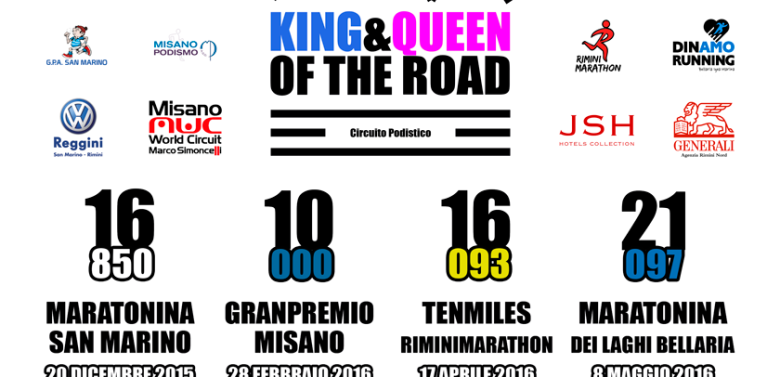 (Italiano) KING & QUEEN OF THE ROAD 2016