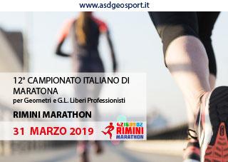 12° CAMPIONATO ITALIANO DI MARATONA PER GEOMETRI